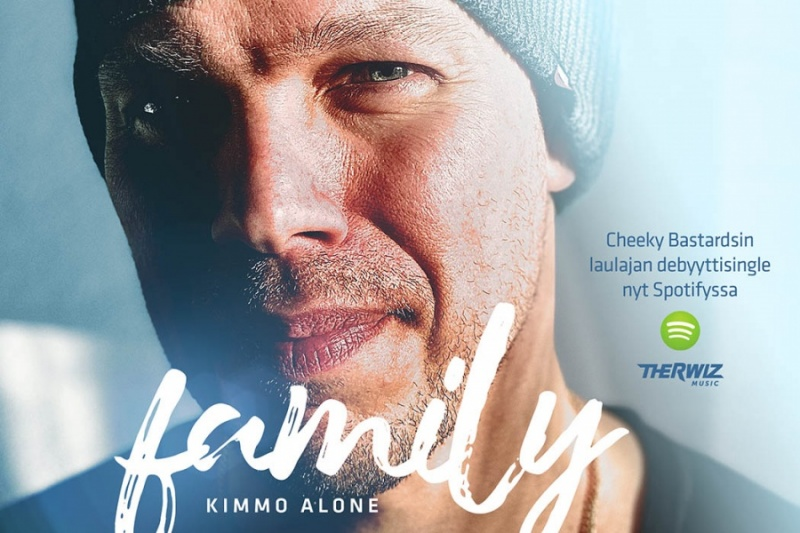 Kimmo Alone - Family
