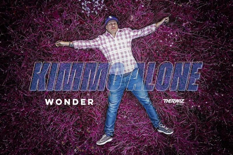 Kimmo Alone - Wonder single