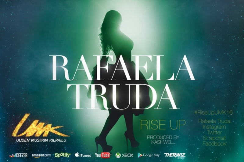 Rafaela Truda Rise Up